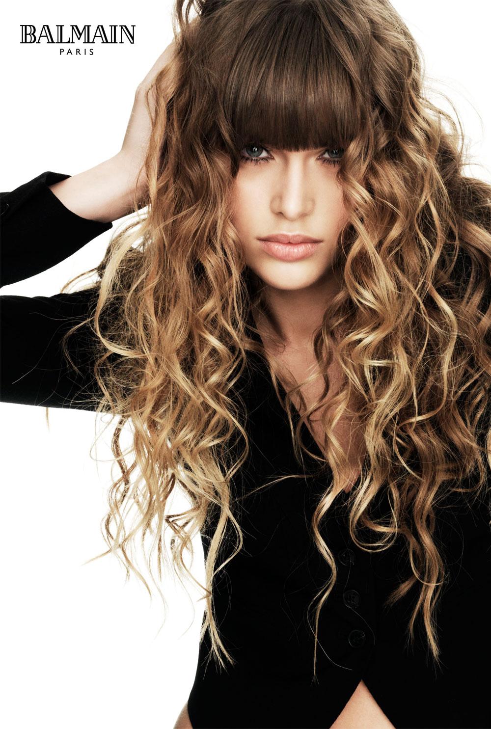 Cream Hairdressing Balmain Extensions